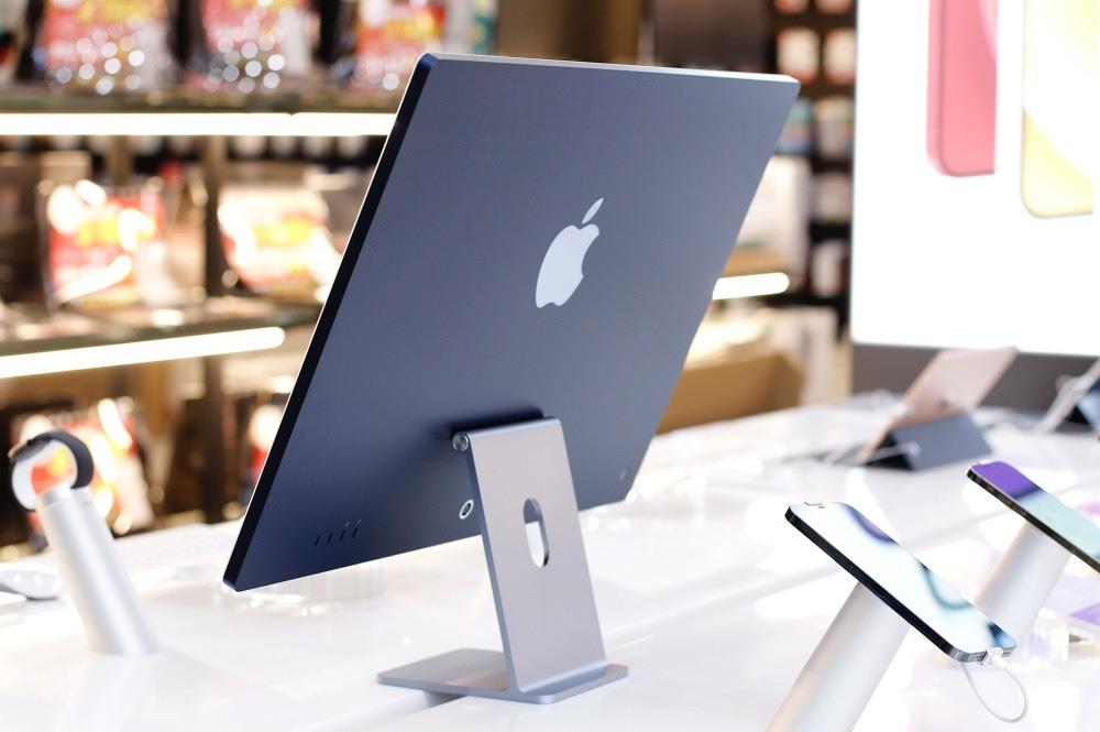 iPad Pro và iMac chạy chip M1 về Việt Nam nhỏ giọt