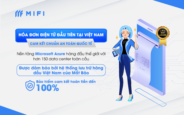 Mifi,hóa đơn điện tử an toàn