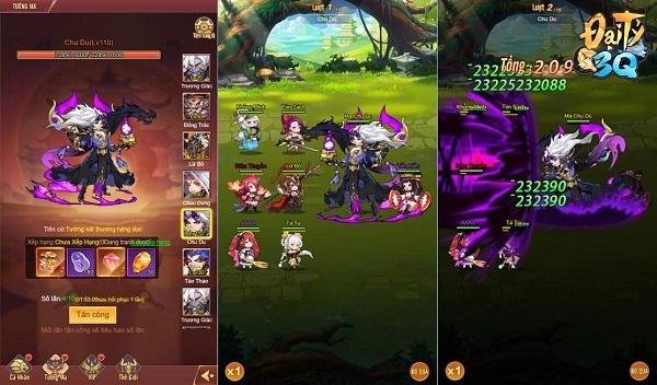 Đại tỷ 3Q ra mắt landind page, cộng đồng game thủ hóng ngày được chơi game