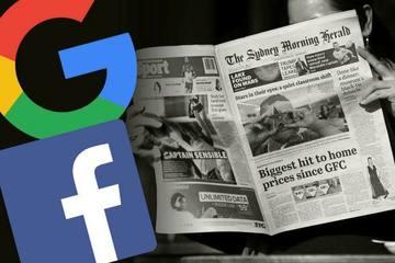 """Google, Facebook hỗ trợ 600 triệu USD cho báo chí: Chỉ là """"muối bỏ bể""""?"""