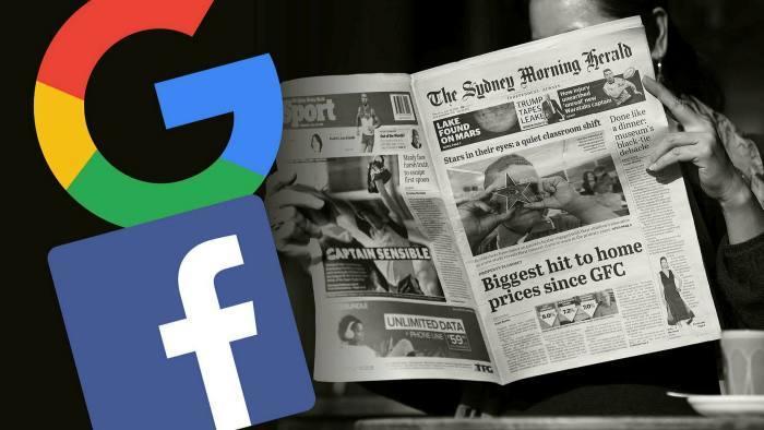 Google, Facebook hỗ trợ 600 triệu USD cho báo chí: Chỉ là 'muối bỏ bể'?