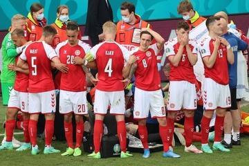 BBC xin lỗi vì phát sóng cận cảnh Eriksen ngã gục trên sân