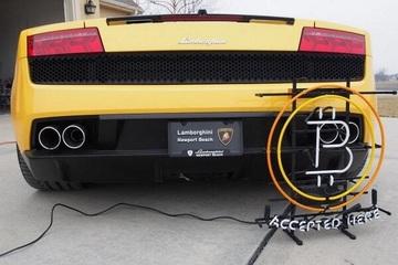 Đi tìm chàng trai mua 'bò vàng' bằng Bitcoin 8 năm trước