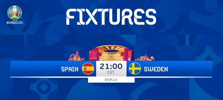 Xem bóng đá Euro 2020 trực tuyến: Tây Ban Nha vs Thụy Điển