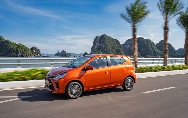 Toyota Wigo: Xe đô thị được lòng chị em