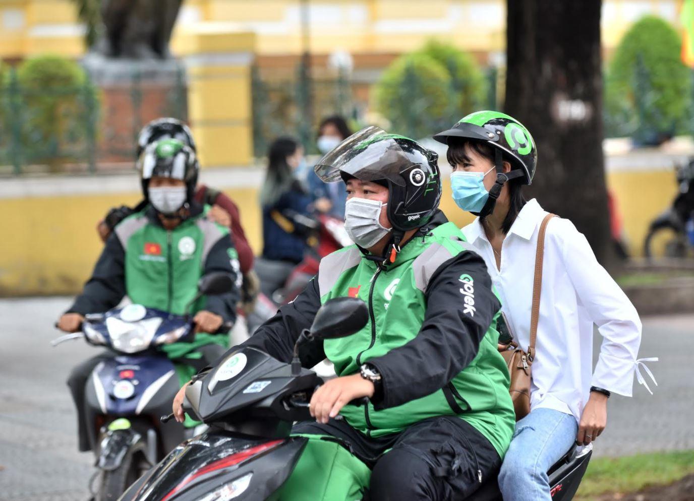 Ứng dụng gọi xe công nghệ đã làm thay đổi thói quen người dùng Việt