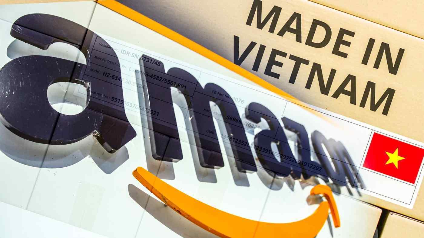 Người Việt bán hàng trên Amazon vượt doanh số 1 triệu USD, tăng 3 lần năm 2020