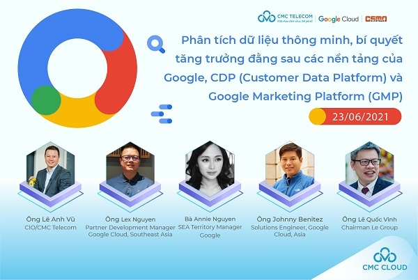 Sắp diễn ra Hội thảo trực tuyến đầu tiên về nền tảng Marketing của Google