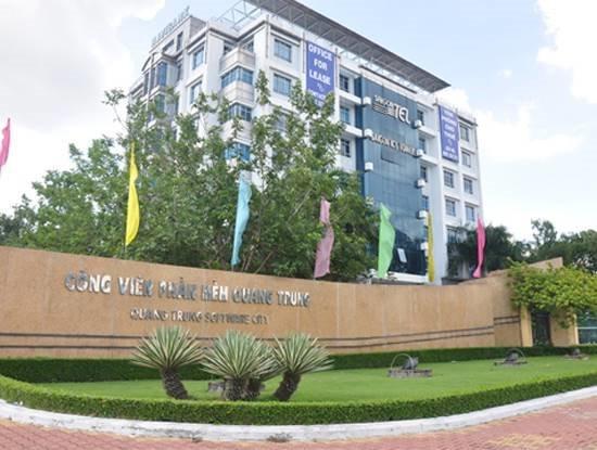 Mô hình Chuỗi công viên phần mềm Quang Trung được thí điểm đến hết năm 2023