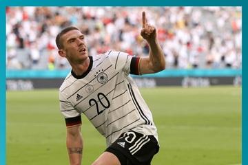 VAR từ chối bàn thắng của Đức, nhưng đó là cảnh báo từ Gosens