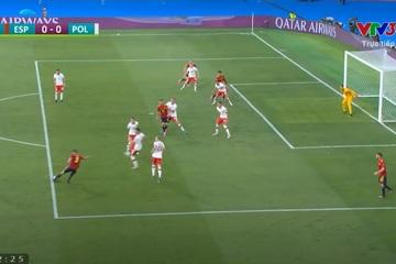 Alvaro Morata giải tỏa cơn khát bàn thắng nhờ VAR, nhưng chưa đủ