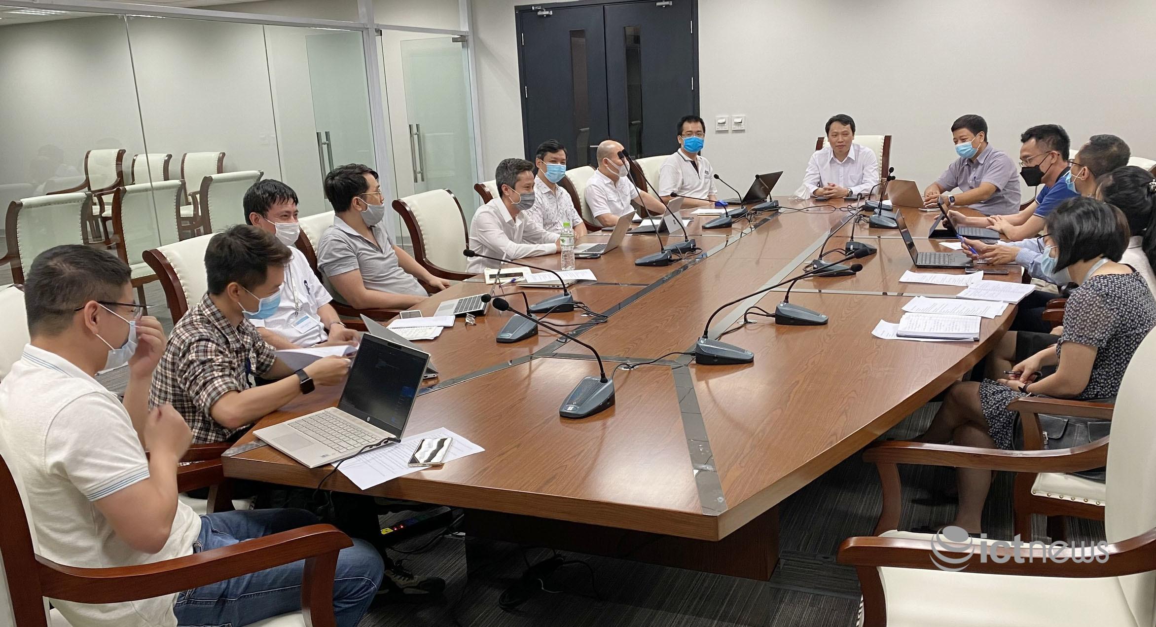 Kết nối tri thức, kinh nghiệm 2 ngành Y tế, TT&TT trong ứng dụng công nghệ chống dịch