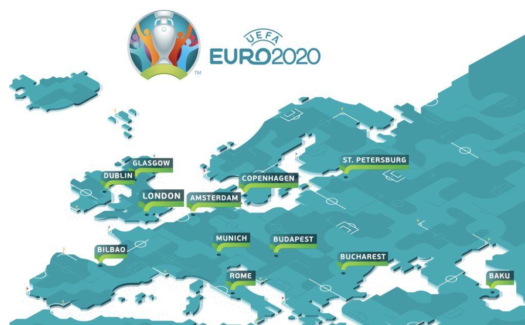 Các công ty công nghệ Trung Quốc áp đảo ở Euro 2020