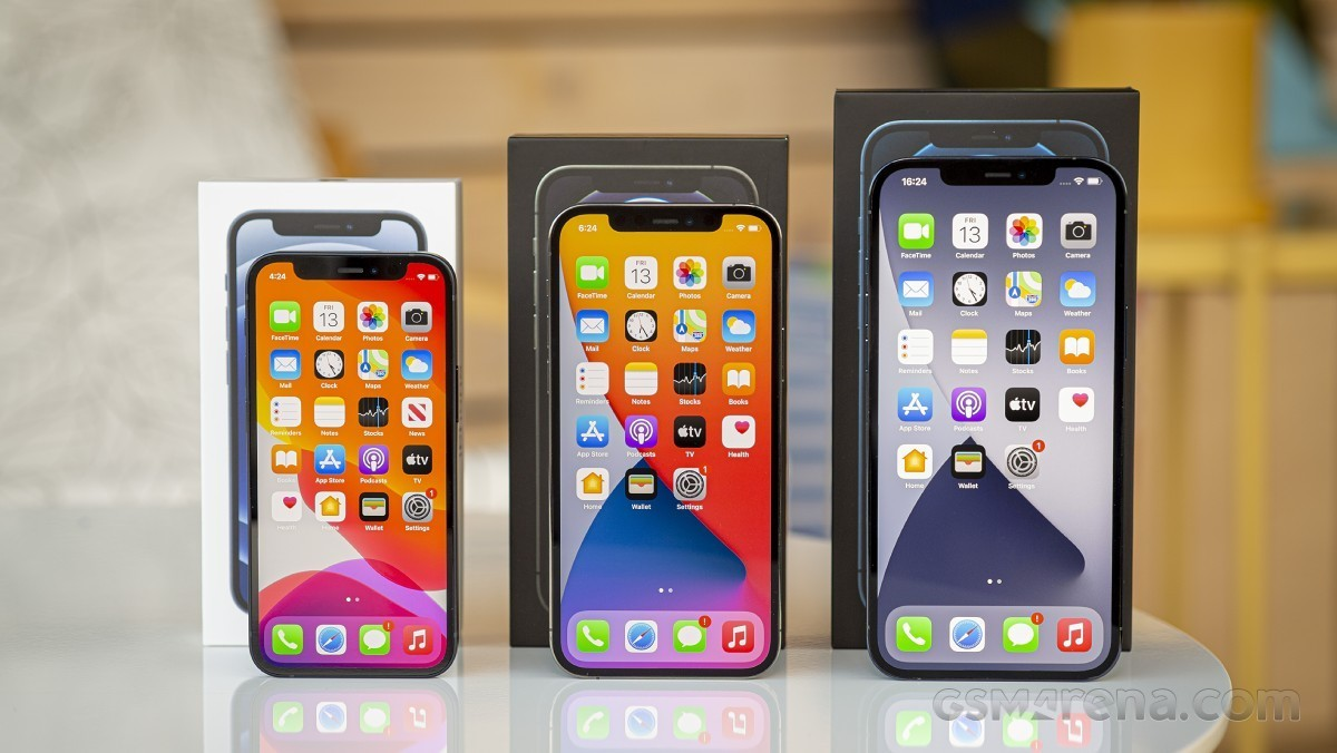 Apple,iPhone 12,iphone,iPhone 13