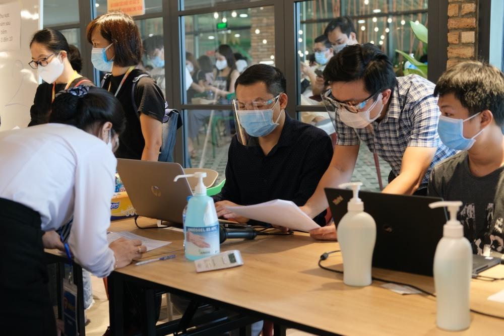 Thí điểm ứng dụng công nghệ hỗ trợ quản lý công tác tiêm chủng tại TP.HCM