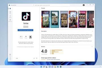 Microsoft sẽ đưa các ứng dụng Android lên Windows 11