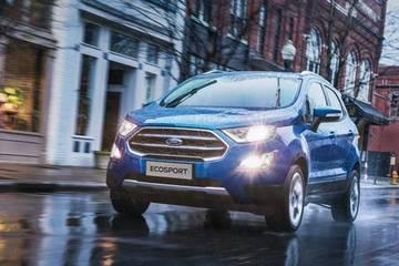 Ford Việt Nam triệu hồi Ecosport vì lỗi ở hệ thống phanh