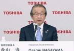Cổ đông phế truất Chủ tịch Toshiba