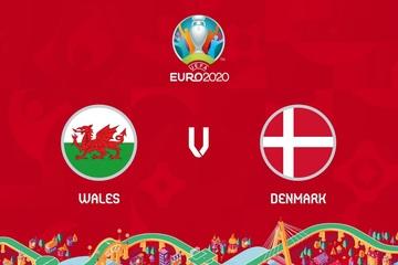 Xem bóng đá Euro 2020 trực tuyến: Wales gặp Đan Mạch