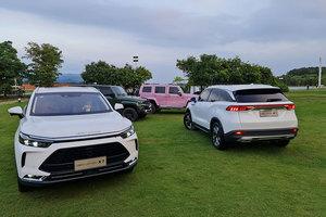 Việt Nam nhập những loại ô tô nào từ Trung Quốc?