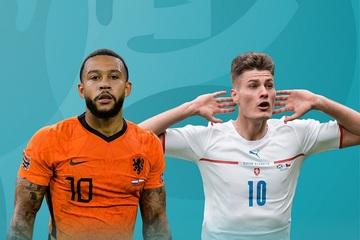 Xem bóng đá Euro 2020 trực tuyến: Hà Lan gặp Séc