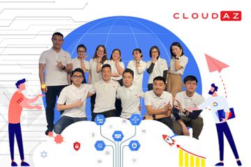"""Triết lý kinh doanh """"Khách hàng có lợi ích, công ty sẽ có lợi nhuận"""" của CloudAZ- Đối tác cao cấp của Google"""
