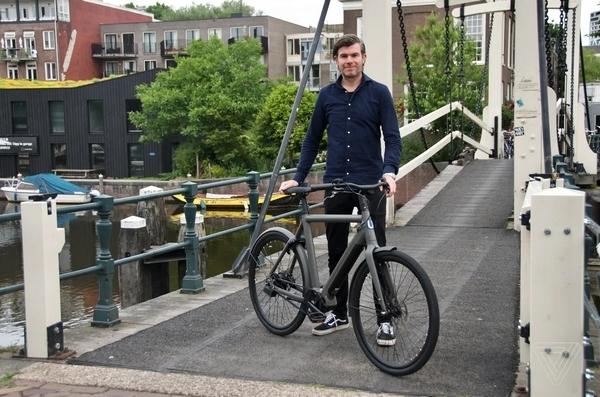 Xe đạp điện chỉ 2.800 USD cho người hoài cổ
