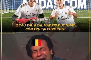 Dân mạng dự báo tứ kết Euro 2020: Sẽ có thêm sao Real Madrid rời giải?