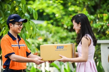 Vietnam Post nhân đôi ưu đãi cho khách hàng thương mại điện tử
