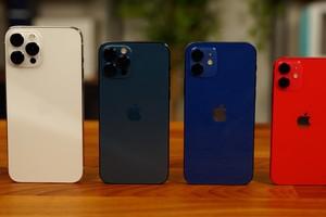 iPhone 12 đã bán được hơn 100 triệu máy
