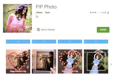 Google xóa PIP Photo và 8 ứng dụng đánh cắp mật khẩu Facebook