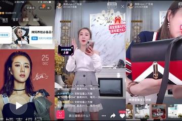 Bên trong lò đào tạo livestream tại Trung Quốc