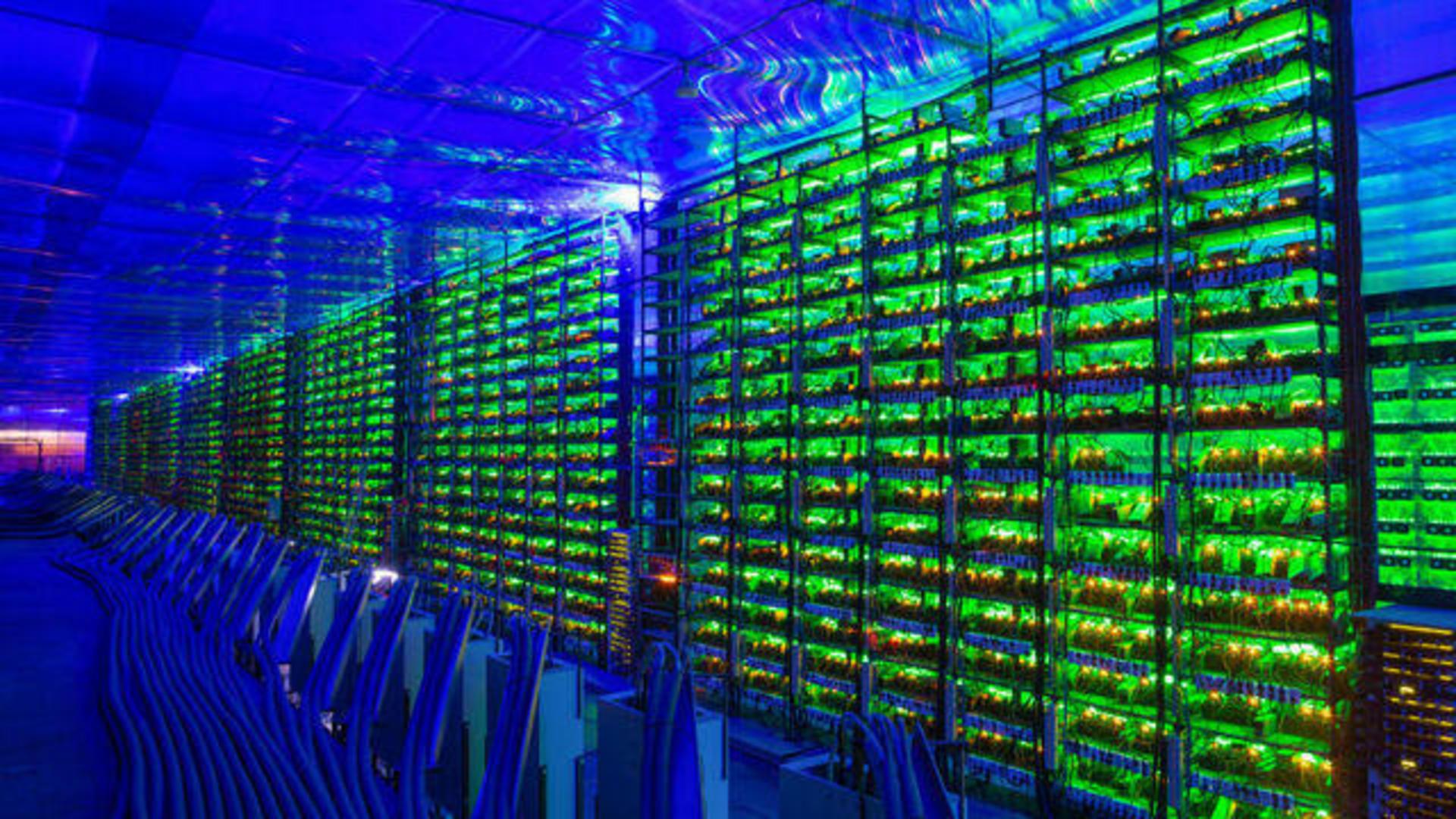 Nhờ Trung Quốc, đào Bitcoin vừa dễ lại có lãi nhiều hơn