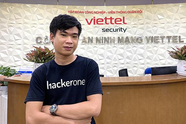 Chuyên gia an ninh mạng Việt Nam đứng đầu bảng xếp hạng hacker mũ trắng thế giới