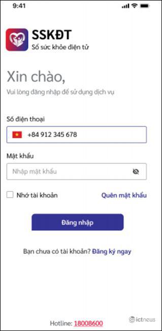 """Người dân Hà Nội đăng ký tiêm vắc xin phòng Covid-19 qua """"Sổ sức khỏe điện tử"""""""