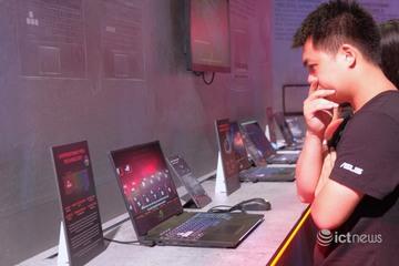 Sức tiêu thụ laptop chơi game tăng gấp 3 lần tại Việt Nam