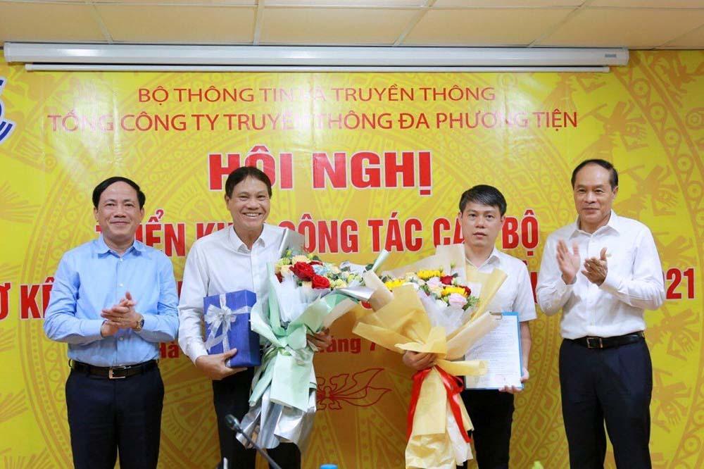 Ông Nguyễn Ngọc Bảo được bổ nhiệm làm quyền Tổng giám đốc VTC