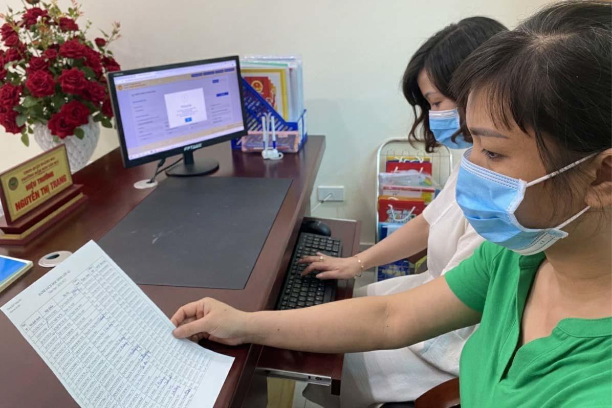 Hà Nội chính thức mở hệ thống hỗ trợ tuyển sinh trực tuyến từ 0h ngày 12/7