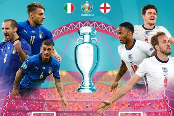 Xem bóng đá Euro 2020 trực tuyến: Italia gặp Anh