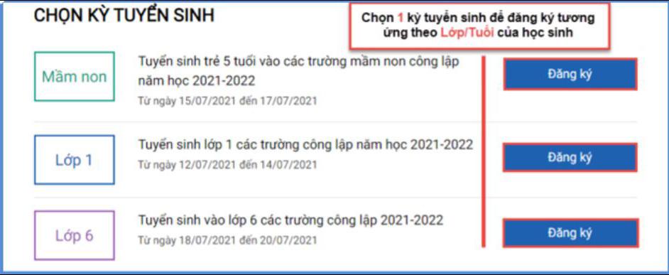 Đã có 99.400 hồ sơ đăng ký thành công trong ngày đầu Hà Nội tuyển sinh trực tuyến