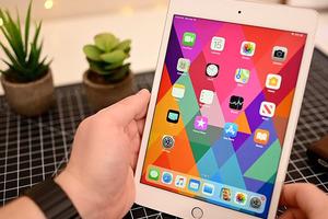iPad mini có thay đổi thiết kế lớn nhất trong 9 năm