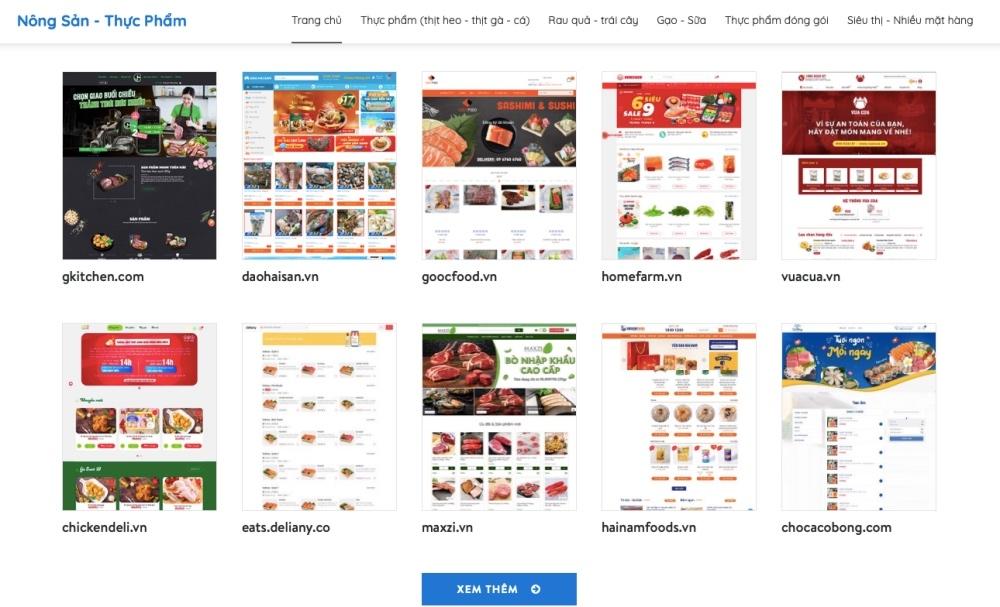 Những kênh đi chợ online cho người dân TP.HCM mùa dịch