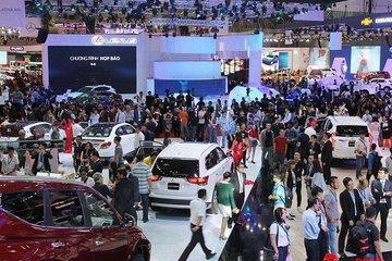 Thị trường ô tô lấy lại đà phục hồi