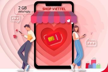 Hướng dẫn đăng ký 4G Viettel 1 ngày 2GB