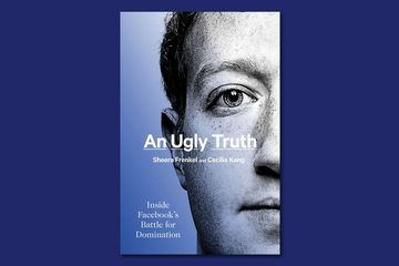 Cuốn sách mới vạch trần 'sự thật xấu xa' tại Facebook