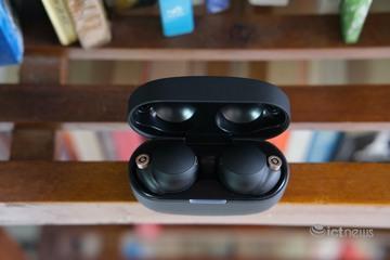 Tai nghe chống ồn Sony WF-1000XM4 giá 6,5 triệu đồng