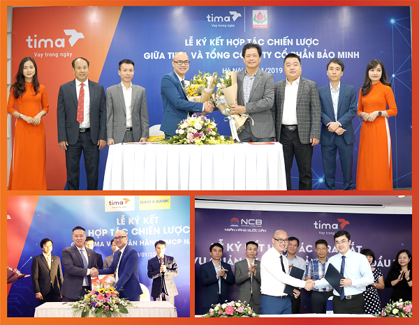 Tima - Sàn kết nối tài chính lớn và chuyên nghiệp nhất Việt Nam