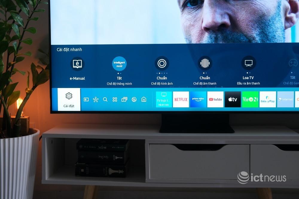 TV Neo QLED hơn 40 triệu của Samsung có gì mới?