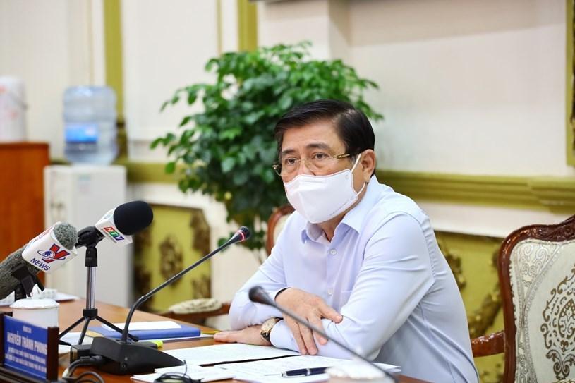 Chủ tịch Nguyễn Thành Phong: Đẩy mạnh ứng dụng CNTT trong phòng chống dịch