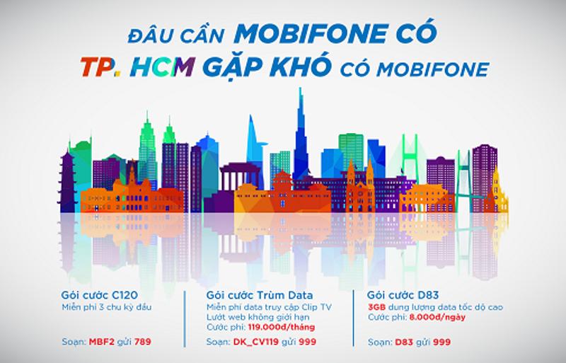 MobiFone đồng hành cùng lực lượng chống dịch tuyến đầu TP. Hồ Chí Minh